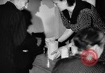 Image of Surplus food distributed for starving East Germans Germany, 1951, second 36 stock footage video 65675072259