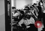 Image of Surplus food distributed for starving East Germans Germany, 1951, second 41 stock footage video 65675072259