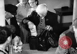 Image of Surplus food distributed for starving East Germans Germany, 1951, second 47 stock footage video 65675072259