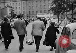 Image of Surplus food distributed for starving East Germans Germany, 1951, second 51 stock footage video 65675072259