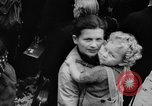 Image of Surplus food distributed for starving East Germans Germany, 1951, second 59 stock footage video 65675072259