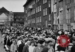 Image of Surplus food distributed for starving East Germans Germany, 1951, second 62 stock footage video 65675072259
