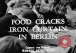 Image of oranges and cherries Berlin Germany, 1951, second 4 stock footage video 65675072260