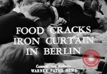 Image of oranges and cherries Berlin Germany, 1951, second 5 stock footage video 65675072260