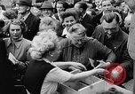 Image of oranges and cherries Berlin Germany, 1951, second 27 stock footage video 65675072260