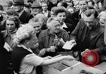 Image of oranges and cherries Berlin Germany, 1951, second 29 stock footage video 65675072260