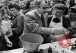 Image of oranges and cherries Berlin Germany, 1951, second 33 stock footage video 65675072260
