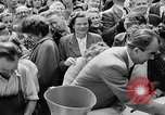 Image of oranges and cherries Berlin Germany, 1951, second 35 stock footage video 65675072260