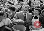 Image of oranges and cherries Berlin Germany, 1951, second 36 stock footage video 65675072260