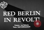 Image of revolt Berlin Germany, 1951, second 4 stock footage video 65675072262