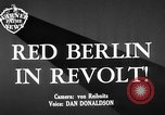 Image of revolt Berlin Germany, 1951, second 5 stock footage video 65675072262