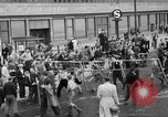 Image of revolt Berlin Germany, 1951, second 25 stock footage video 65675072262