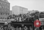 Image of revolt Berlin Germany, 1951, second 40 stock footage video 65675072262