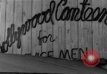 Image of Hollywood Canteen Hollywood Los Angeles California USA, 1943, second 21 stock footage video 65675072274