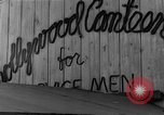 Image of Hollywood Canteen Hollywood Los Angeles California USA, 1943, second 23 stock footage video 65675072274