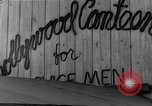 Image of Hollywood Canteen Hollywood Los Angeles California USA, 1943, second 24 stock footage video 65675072274