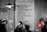 Image of Hollywood Canteen Hollywood Los Angeles California USA, 1943, second 28 stock footage video 65675072274