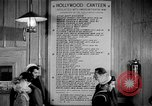 Image of Hollywood Canteen Hollywood Los Angeles California USA, 1943, second 29 stock footage video 65675072274