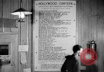 Image of Hollywood Canteen Hollywood Los Angeles California USA, 1943, second 33 stock footage video 65675072274