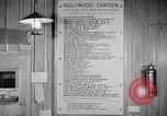 Image of Hollywood Canteen Hollywood Los Angeles California USA, 1943, second 34 stock footage video 65675072274