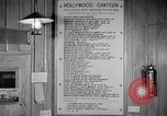 Image of Hollywood Canteen Hollywood Los Angeles California USA, 1943, second 36 stock footage video 65675072274