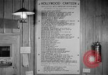 Image of Hollywood Canteen Hollywood Los Angeles California USA, 1943, second 37 stock footage video 65675072274