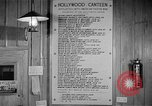 Image of Hollywood Canteen Hollywood Los Angeles California USA, 1943, second 39 stock footage video 65675072274