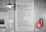 Image of Hollywood Canteen Hollywood Los Angeles California USA, 1943, second 41 stock footage video 65675072274