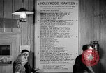 Image of Hollywood Canteen Hollywood Los Angeles California USA, 1943, second 42 stock footage video 65675072274