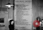 Image of Hollywood Canteen Hollywood Los Angeles California USA, 1943, second 44 stock footage video 65675072274