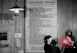 Image of Hollywood Canteen Hollywood Los Angeles California USA, 1943, second 45 stock footage video 65675072274