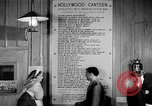 Image of Hollywood Canteen Hollywood Los Angeles California USA, 1943, second 46 stock footage video 65675072274