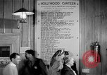 Image of Hollywood Canteen Hollywood Los Angeles California USA, 1943, second 47 stock footage video 65675072274
