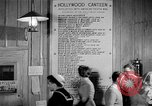 Image of Hollywood Canteen Hollywood Los Angeles California USA, 1943, second 49 stock footage video 65675072274