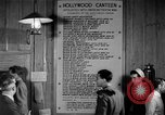 Image of Hollywood Canteen Hollywood Los Angeles California USA, 1943, second 51 stock footage video 65675072274