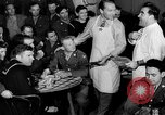 Image of Hollywood Canteen Hollywood Los Angeles California USA, 1943, second 15 stock footage video 65675072276