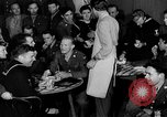 Image of Hollywood Canteen Hollywood Los Angeles California USA, 1943, second 17 stock footage video 65675072276