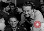 Image of Hollywood Canteen Hollywood Los Angeles California USA, 1943, second 25 stock footage video 65675072276