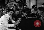 Image of Hollywood Canteen Hollywood Los Angeles California USA, 1943, second 47 stock footage video 65675072276