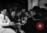 Image of Hollywood Canteen Hollywood Los Angeles California USA, 1943, second 51 stock footage video 65675072276
