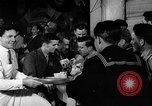 Image of Hollywood Canteen Hollywood Los Angeles California USA, 1943, second 52 stock footage video 65675072276