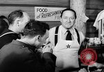 Image of Hollywood Canteen Hollywood Los Angeles California USA, 1943, second 2 stock footage video 65675072277