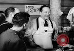 Image of Hollywood Canteen Hollywood Los Angeles California USA, 1943, second 4 stock footage video 65675072277