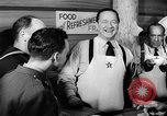 Image of Hollywood Canteen Hollywood Los Angeles California USA, 1943, second 7 stock footage video 65675072277