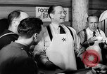 Image of Hollywood Canteen Hollywood Los Angeles California USA, 1943, second 8 stock footage video 65675072277