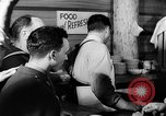 Image of Hollywood Canteen Hollywood Los Angeles California USA, 1943, second 12 stock footage video 65675072277