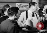 Image of Hollywood Canteen Hollywood Los Angeles California USA, 1943, second 16 stock footage video 65675072277