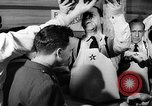 Image of Hollywood Canteen Hollywood Los Angeles California USA, 1943, second 19 stock footage video 65675072277