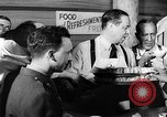 Image of Hollywood Canteen Hollywood Los Angeles California USA, 1943, second 21 stock footage video 65675072277