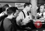 Image of Hollywood Canteen Hollywood Los Angeles California USA, 1943, second 22 stock footage video 65675072277